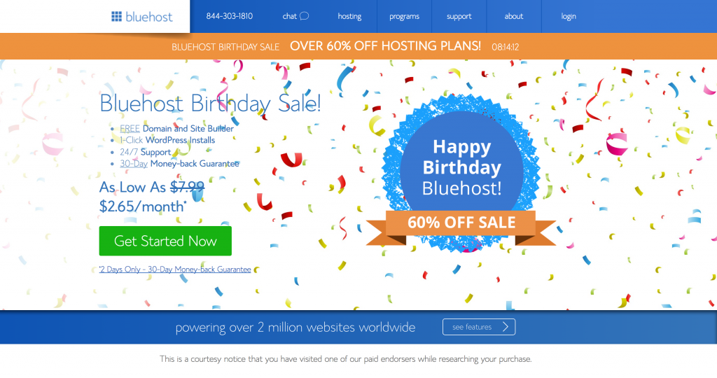 bluehost email encryption